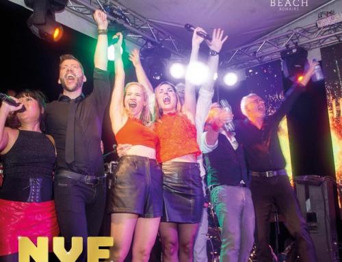 Coco Beach Bonaire Oud en Nieuw party Dutch Caribbean