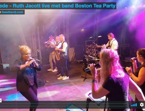 Stadshart op koers met Ruth Jacott in Den Helder