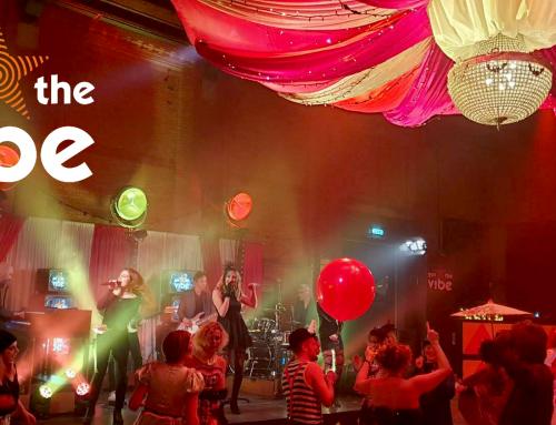 De Lichtfabriek verandert in een freakshow / carnivale samen met Got the VIBE!