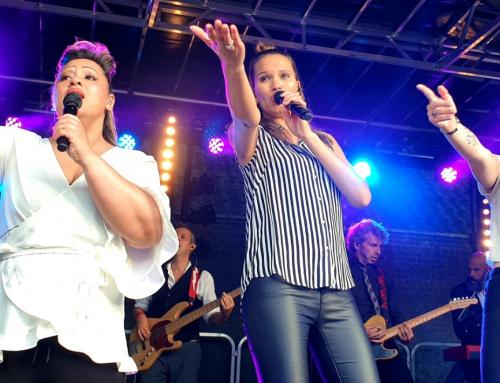 Haringparty in Breda was wederom een feestelijk muzikaal eetfestijn!