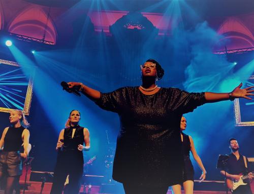Feestavond VNV met soul queen Shirma in het Concertgebouw