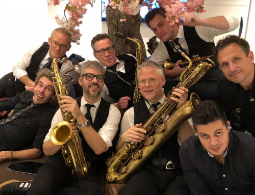 Event on trend met de leukste party-, cover-, of bigband!