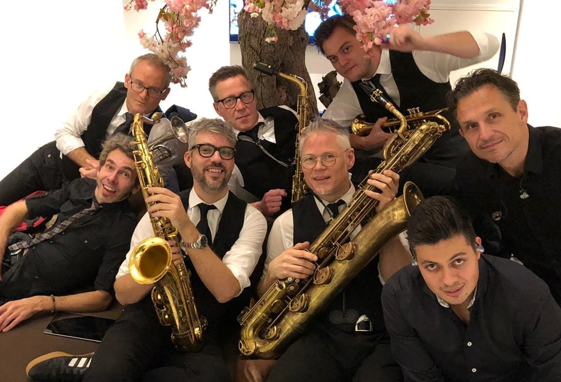 Event on trend met de leukste party-, cover-, of bigband | feestband.com